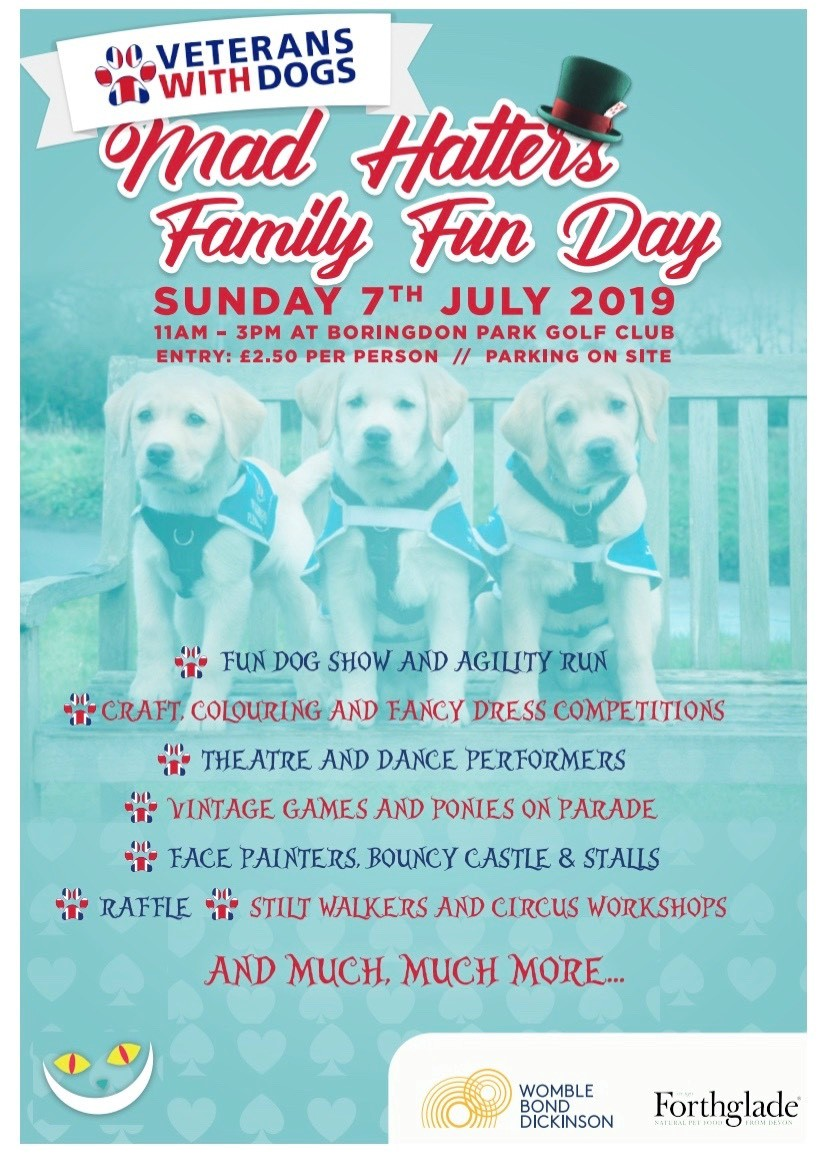 Mad Hatters Family Fun Day