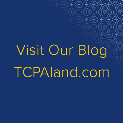 TCPAland banner