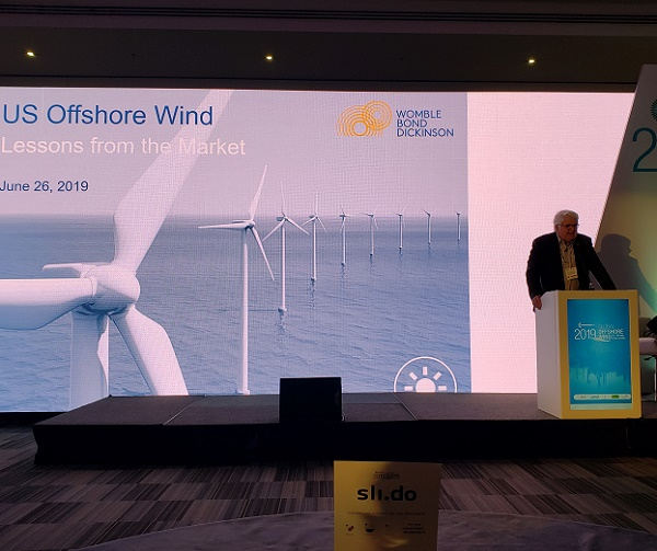 global offshore wind conference
